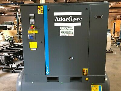 25hp G18ff Atlas Copco Rotary Screw Air Compressor