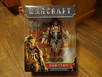 2016 Jakks Pacific  Warcraft Movie  Durotan Figure  New