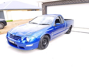 Ford Falcon XR8 Ute 5 speed Manual Mount Gambier Grant Area Preview