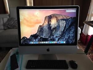 """Apple iMac 24""""-inch Bentleigh East Glen Eira Area Preview"""