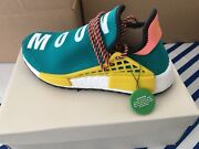 Pharrel Human race NMD trail US 7.5 Box Hill Whitehorse Area Preview