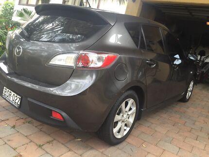 Mazda 3 Maxx Sport Westmead Parramatta Area Preview