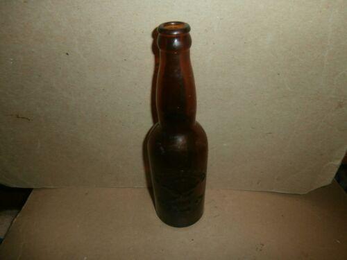 Vintage Schwarzenbach Brewing Co Beer  Bottle Galeton PA w/ Eagle