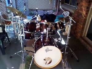 Gretsch 6 pce Catalina maple drum kit Bli Bli Maroochydore Area Preview