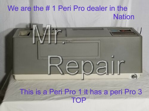 Ari Techniques. Peri Pro 1 Dental Film Processor  with transport Trade  Special