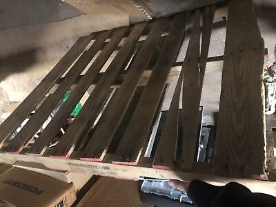 Lot Of 10 Used Wood Pallets Heat Treated 48 X 40 Local Pick Up Only