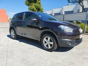 2012 NISSAN DUALIS ST SUV 6 SPEED MANUAL REGO & RWC IMMACCULATE CON Biggera Waters Gold Coast City Preview