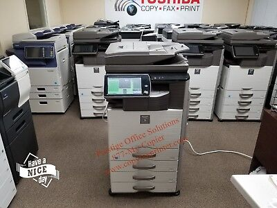 Sharp Mx-m365 Copier-super Low Meter. Under 80k