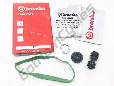 Ducati Brembo Radial Clutch Master Cylinder Piston Rebuild Seal Kit PR15 PR 15
