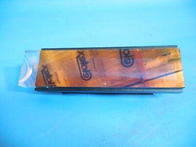 Mounted Rectangular Amber Laser Optical Mirror 5 X 14
