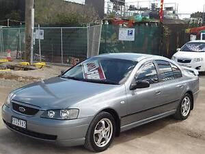 2002 Ford Falcon Sedan Footscray Maribyrnong Area Preview