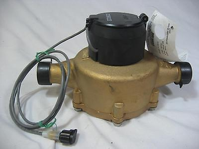 New Box Of 4 Elster 1 Bronze Water Meter C700 Invision 2p Direct Read Or Radio