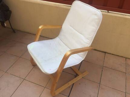 Ekenaset ikea perfect ekenaset armchair ikea great condition