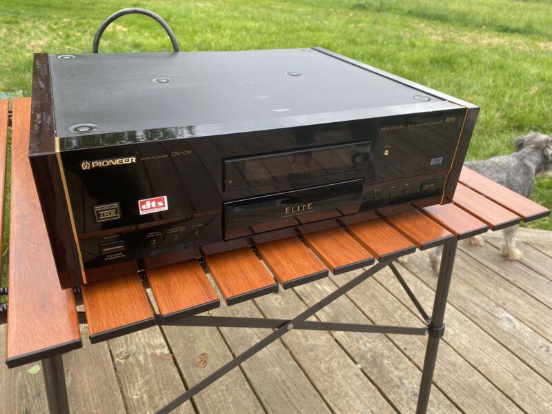 Pioneer DV-09 Elite THX CD/Dvd player