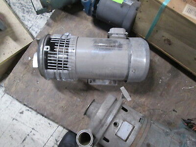 Waukesha C-series Pump W Gator Stainless Steel Motor C-218 5hp 1765rpm Used