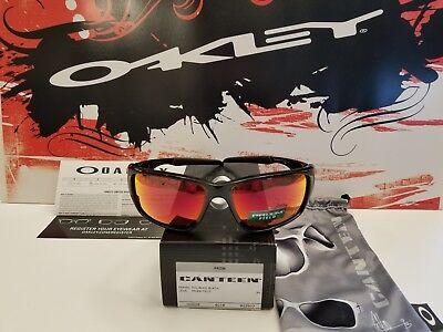 Oakley Canteen 2.0 Polished Black w/ Prizm Field OO9225--09 for sale  Elgin