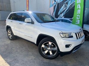 2015 Jeep Grand Cherokee Limited V6 Petrol 4x4 Milton Brisbane North West Preview