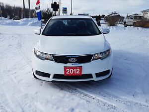 2012 Kia Forte EX w/Sunroof !!CERTIFIED!!FINANCING!!WARRANTY!!