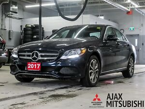 2017 Mercedes-Benz C300 4MATIC