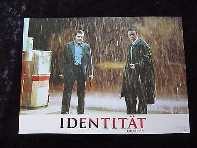 Identity lobby cards/stills - John Cusack, Ray Liotta