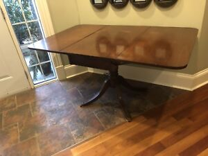 Duncan Phyfe table - EXCELLENT CONDITION