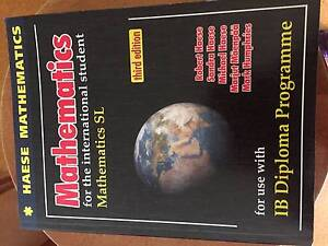 haese mathematics ib | Textbooks | Gumtree Australia Free