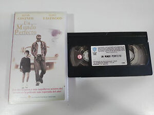 UN-MUNDO-PERFECTO-TAPE-VHS-COLECCIONISTA-KEVIN-COSTNER-CLINT-EASTWOOD