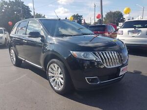 2014 LINCOLN MKX BASE- SUNROOF, NAVIGATION SYSTEM, LEATHER HEATE
