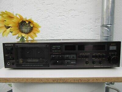 Sony TC-K 666 ES Tapedeck SONY TC K666ES Cassetten Deck 3 Tonköpfe 3 Motoren, usado segunda mano  Embacar hacia Argentina