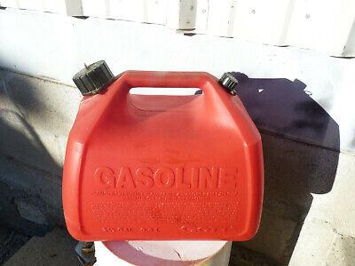 Gott 2.5 Gallon Pre Ban Vented Gas Can Flex Spout Model 1226