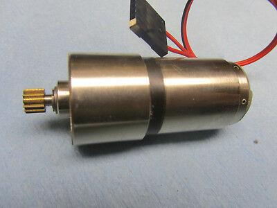 Escap Dc Motor 22n 28 205e .32 Swiss Made