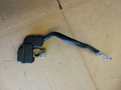 BMW NEGATIVE BATTERY CABLE 9164352