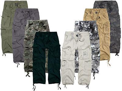 BRANDIT Pure Vintage Trouser S-7XL Armeehose Cargohose Arbeitshose Feldhose - Baumwolle Vintage Hose Arbeit