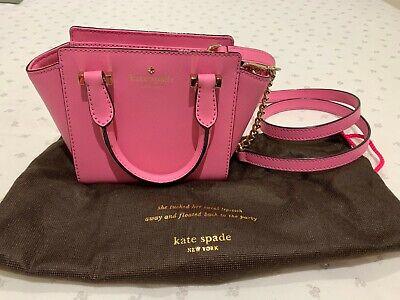 Kate Spade New York Cedar Street Hayden Mini Crossbody Bag Tulip Pink