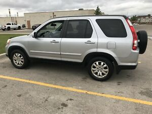 2005 Honda CR-V for sale,New Safety.