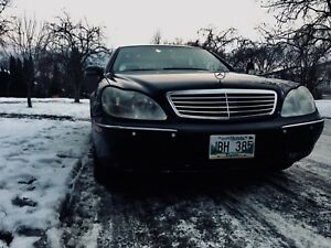 2002 Mercedes Benz Fully Loaded (Mint Condition)