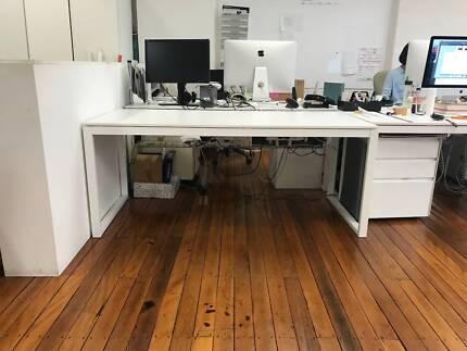 3 x Aero Designs MD Office Desks