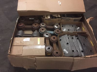 New Alstom Pulverizer Liners And Isolators 460425 460424 460423 460411 332869