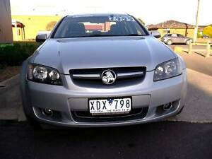 2009 HOLDEN VE COMMODORE INTERNATIONAL Bacchus Marsh Moorabool Area Preview