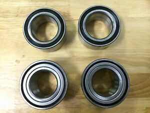 SET-OF-FOUR-FRONT-REAR-WHEEL-BEARINGS-POLARIS-RZR-800-800S-RZR4-570-2010-2014