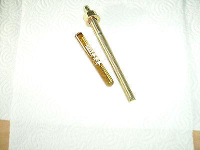 Klebedübel,Klebeanker,Klebepatrone plusAnkerstange,M10x130 mm,Dübel,10-ner Set