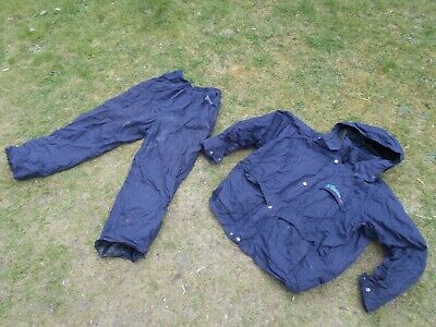 Drennan Team England 2pc fishing suit jacket trousers size XL FISHING SET UP