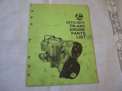 Manuals - Snowmobile Engine Parts Manual - 8 - Trainers4Me