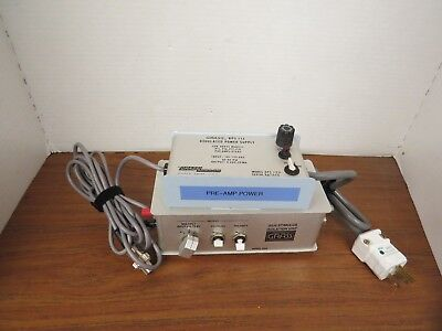 Grass Instruments Stimulus Isolation Unit Siu5 Rps 112 Power Supply