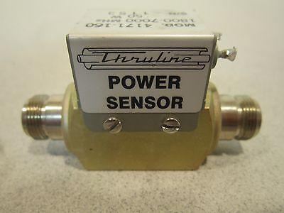 Bird Electronics Corp ThruLine Power Sensor 4171-160, 1800-7000 MHz, 50 Watts