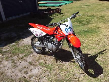 Honda CRF 80 kids motorbike