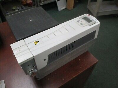 ABB ACH550 AC Drive ACH550-UH-015A-4 10HP 3Ph 480V 15.4A w/ Keypad Used