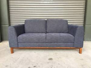 FREEDOM AMELIE 2 SEAT SOFA  - 12 MONTHS OLD - EXCELLENT COND Strathfield Strathfield Area Preview