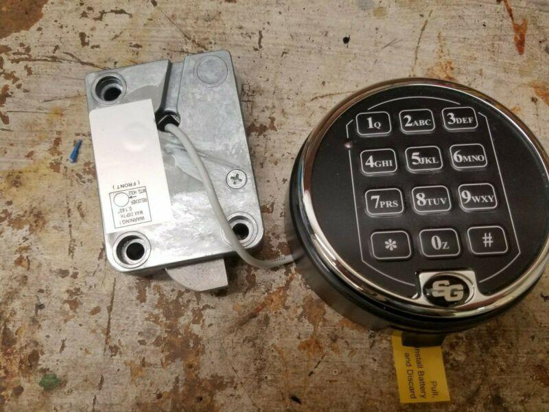 Sargent & Greenleaf Electronic Safe lock /Gun safe / ATM / Programmable