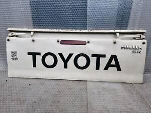 Toyota Hilux 2010 KUN26R Tailgate SAP#4689